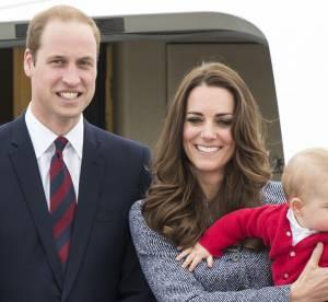 Kate Middleton a accouché d'une fille !
