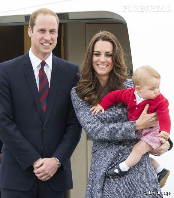 Kate Middleton a donné naissance à une petite fille, samedi 2 mai 2015.