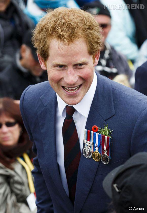 Le prince Harry adore déjà sa nièce.