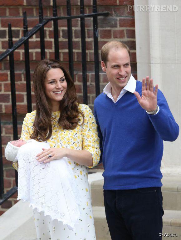 Le prince Harry n'a pas pu rencontrer la petite princesse le jour de sa naissance comme le reste de sa famille.