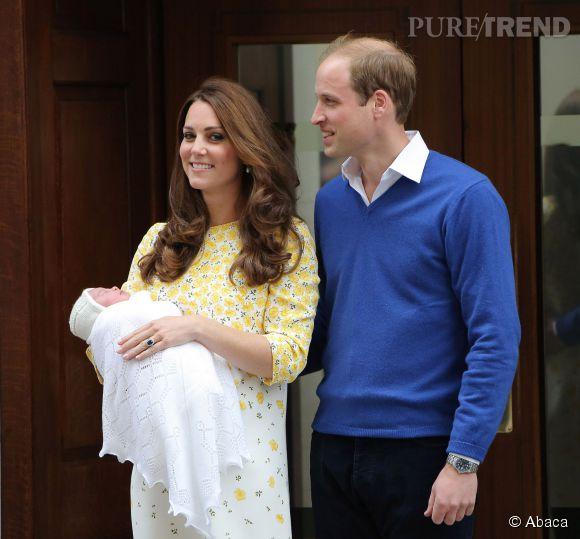 Kate Middleton a donné naissance à une petite fille le samedi 2 mai.