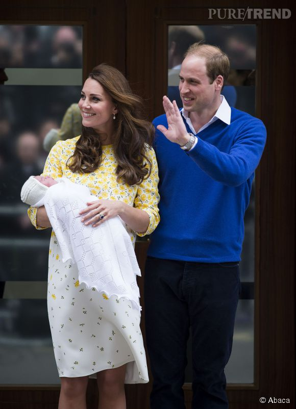 Kate et William choisiront-ils Harry comme parrain de leur fille ?