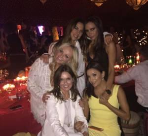 Victoria Beckham réunit les Spice Girls pour l'anniversaire de David
