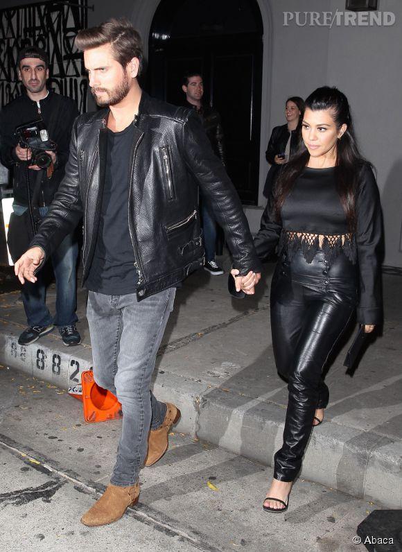 Kourtney Kardashian, obligée de se mettre au régime à cause des critiques de Scott Disick ?