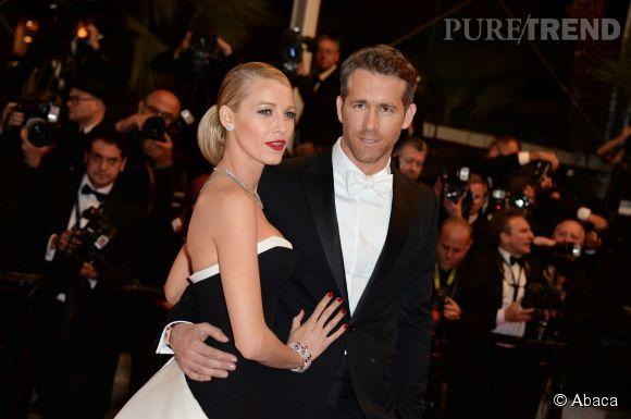Blake Lively et Ryan Reynolds ont dévoilé une première photo de leur fille James.