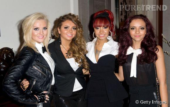 Les Little Mix, Perrie Jesy, Leigh-Anne et Jade se sont fait connaître en 2011 lors de leur participation (et leur victoire) à X Factor.