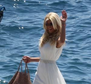 Victoria Silvstedt, l'apparition la plus sexy de l'Eden-Roc