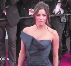 Charlotte Casiraghi fleurie, Salma Hayek très décolletée : Cannes 2015, jour 5