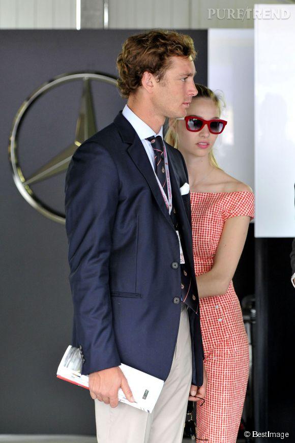 Pierre Casiraghi etsa douce Beatrice sont en couple depuis déjà plusieurs années... A quand le mariage princier sur le Rocher ?