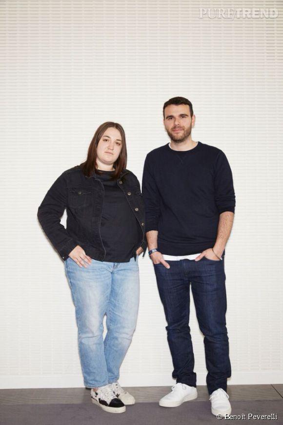 Le duo Marques'Almeida remporte le Grand Prix du concours LVMH 2015.