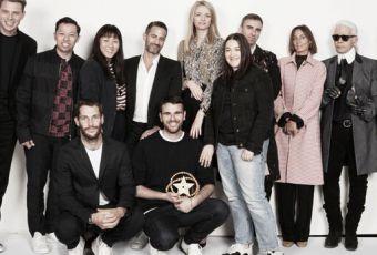 Marques'Almeida, lauréat du prix LVMH avec Natalie Portman