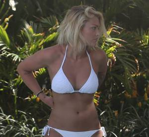Caroline Receveur : en petite culotte sur Instagram !