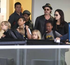Angelina Jolie et Brad Pitt à court d'argent ? Ils voyagent en classe éco