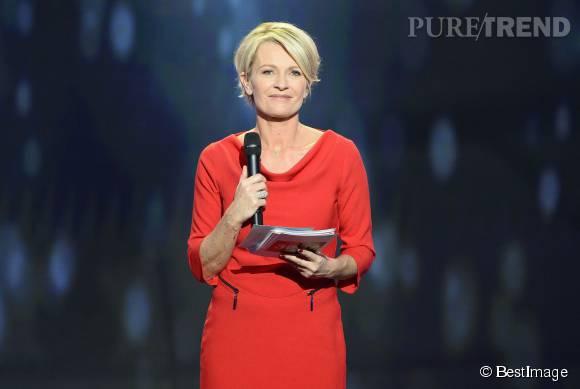 """Sophie Davant a débuté le troisième chapitre de sa vie, comme elle l'a expliqué dimanche dans """"Sept à huit"""", sur  TF1."""