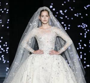 Mariage : Elie Saab, Chanel, Gaultier... Les robes de mariée de la Haute Couture