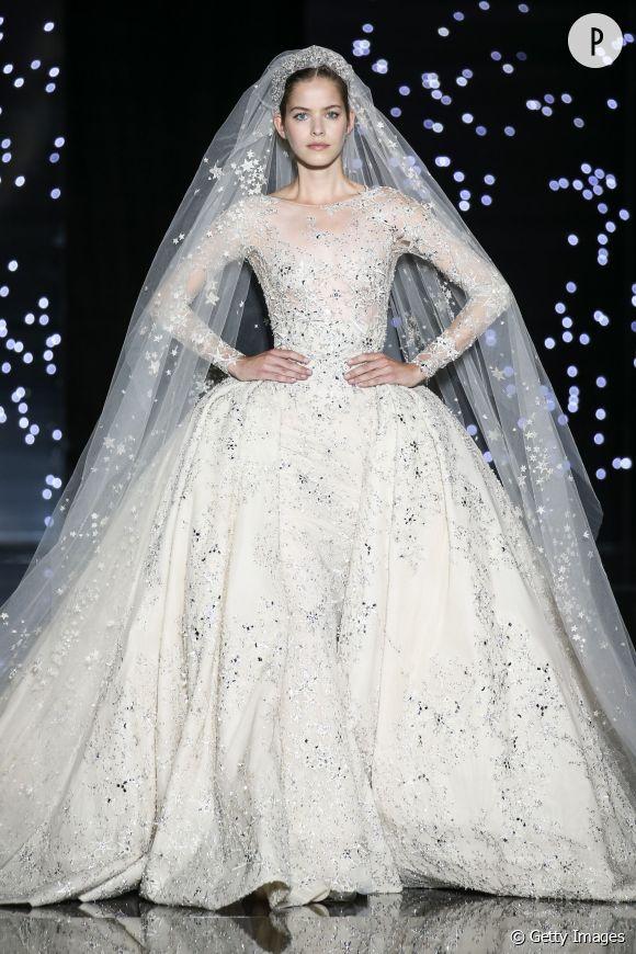 Mariage  Elie Saab, Chanel, Gaultier Les robes de mariée de la Haute Couture