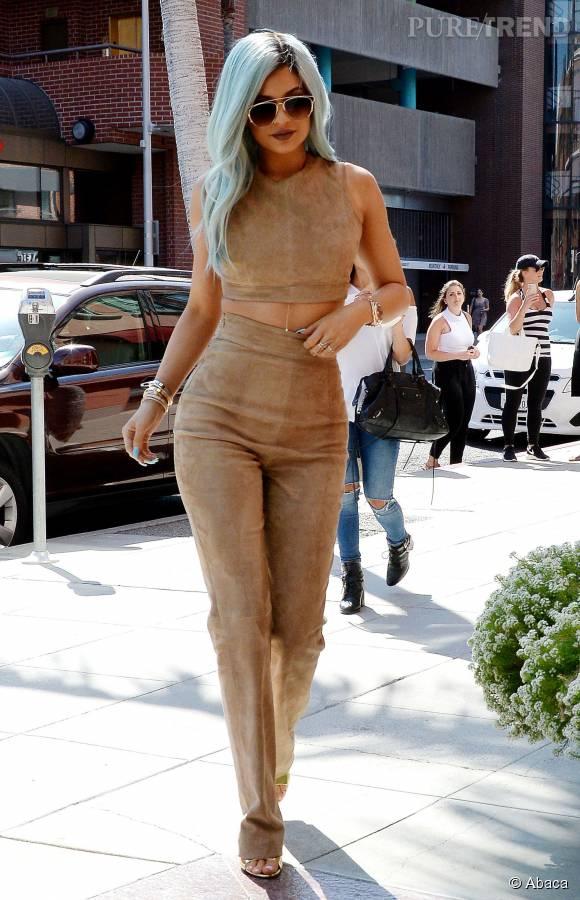 Kylie Jenner : qui pourrait croire qu'elle n'a que 17 ans ?