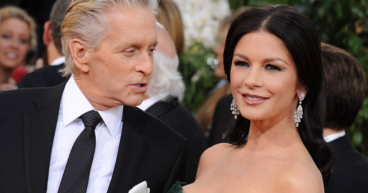 michael douglas et catherine zeta jones apr s le divorce l 39 amour fusionnel puretrend. Black Bedroom Furniture Sets. Home Design Ideas