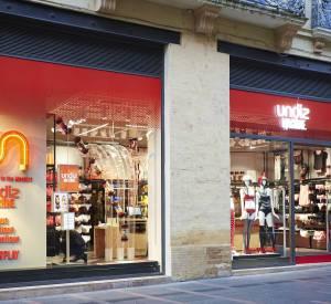 """La """"Undiz Machine"""" ouvre ses portes ce mercredi 15 juillet 2015 au 47 rue de Rivoli, 75001 Paris."""