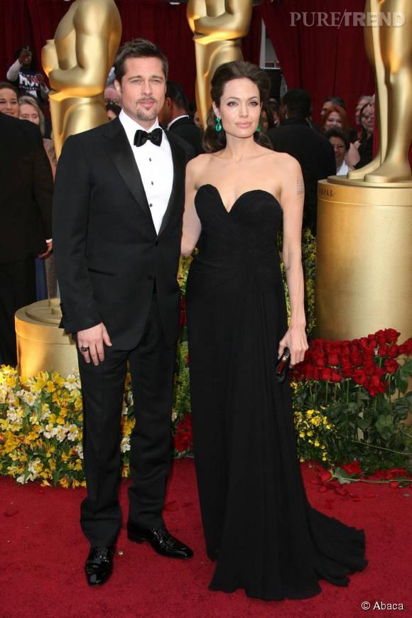 Depuis 10 ans, Brad Pitt et Angelina Jolie filent le parfait amour.
