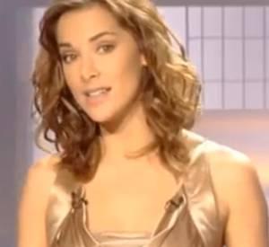 Melissa Theuriau était l'atout sexy de la chaîne LCI.