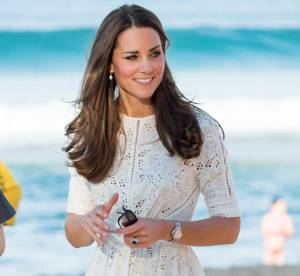 Kate Middleton : la jolie duchesse en 12 petites robes blanches