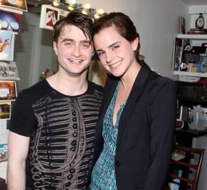 Emma Watson et Daniel Radcliffe, un duo à jamais indissociable.