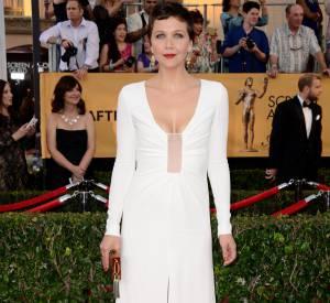 """Talentueuse, Maggie Gyllenhaal a reçu, en 2015, le Golden Globes de le meilleure actrice dans une mini-série pour son rôle dans """"The Honourable Woman""""."""