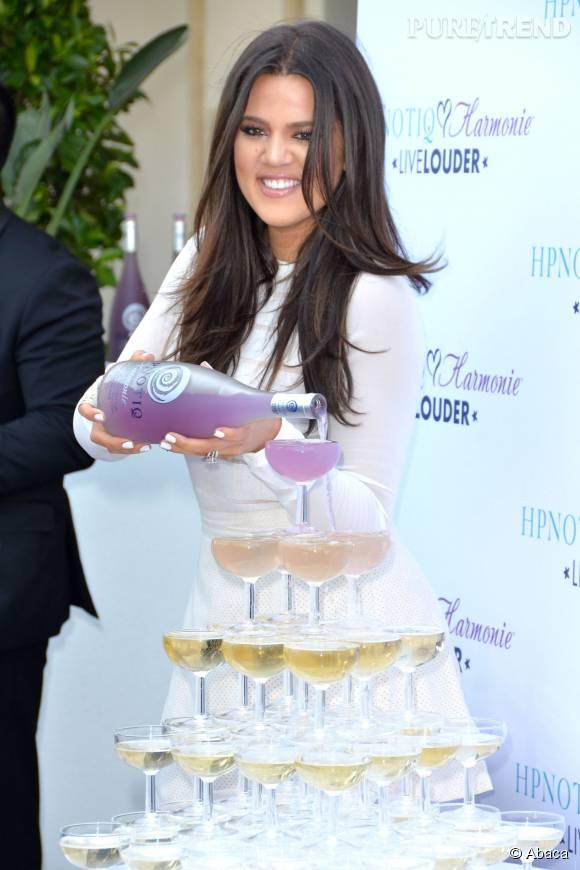 Khloe Kardashian n'a pas l'intention de rester dans l'ombre de ses soeurs.