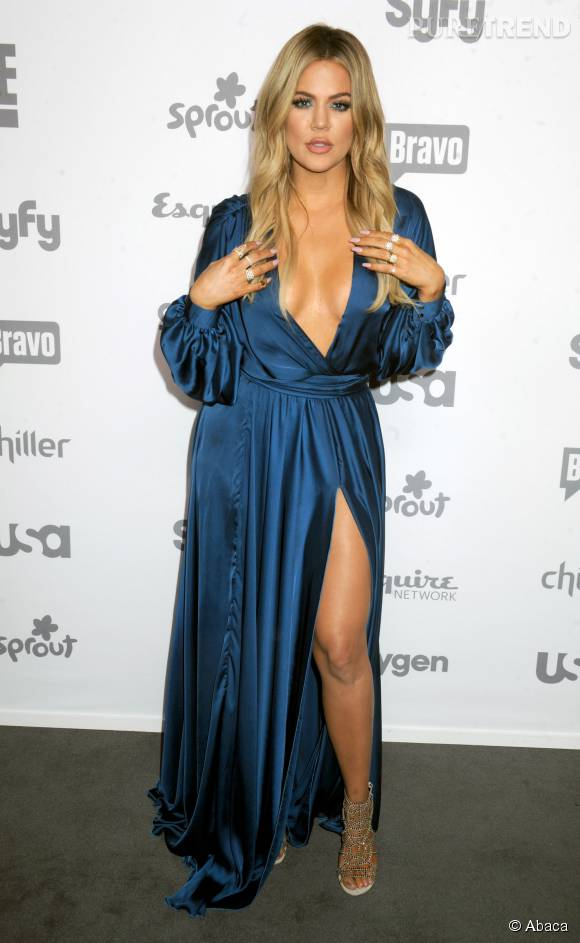 Après de nombreuses séances intensives de sport, Khloe Kardashian dévoile une silhouette amincie et ferme.