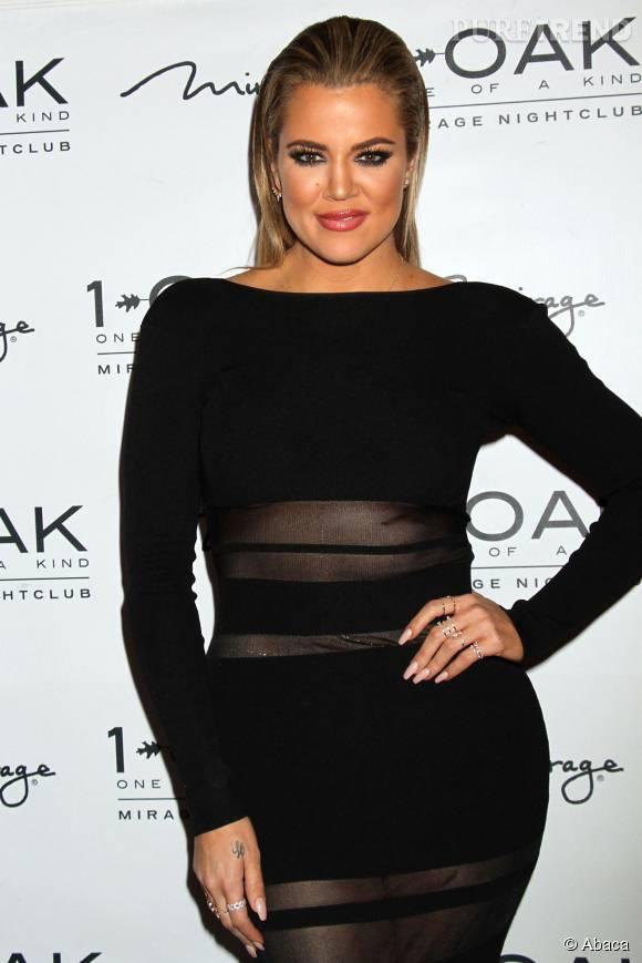 Khloe Kardashian, tata gaga de ses nièces et bimbo aussi.