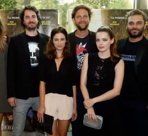 """Mélanie Bernier est actuellement à l'affiche du film """"Nos futurs""""."""