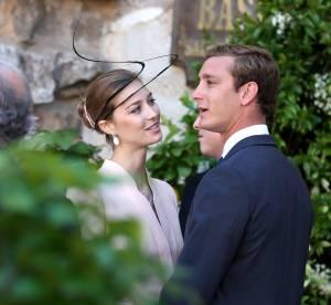 "Beatrice Borromeo : sublime en robe Valentino pour dire ""oui"" à Pierre Casiraghi"