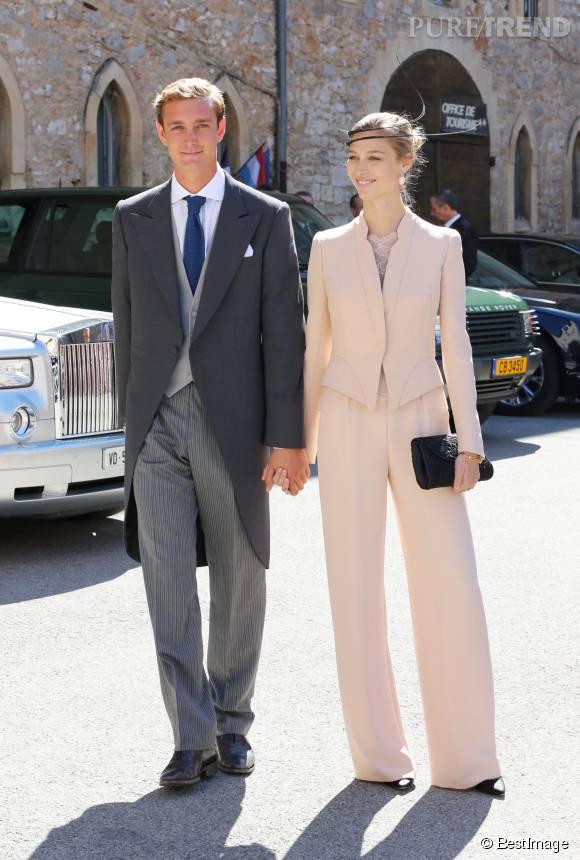 Beatrice Borromeo et Pierre Casiraghi, mariés après 8 ans d'amour !