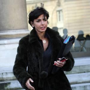 Rachida Dati, une des femmes politiques françaises les plus stylées.