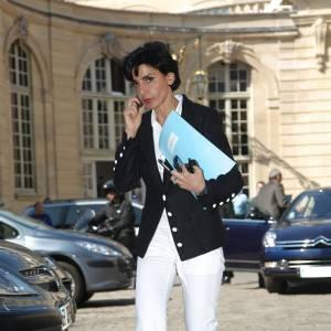 Rachida Dati n'a jamais renoncé à sa féminité au sein du gouvernement français.
