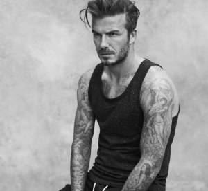 David Beckham, papa gâteau et mari aimant : ses plus beaux tatouages d'amour