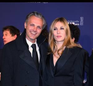 Mathilde Seigner : Laurent Gerra, Mathieu, son fils... Les hommes de sa vie