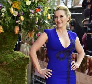 """Kate Winslet harcelée sur son poids """"j'étais boulotte avec de grands pieds"""""""
