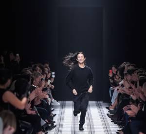 Depuis décembre 2012, Alexander Wang était le directeur artistique de la maison parisienne.