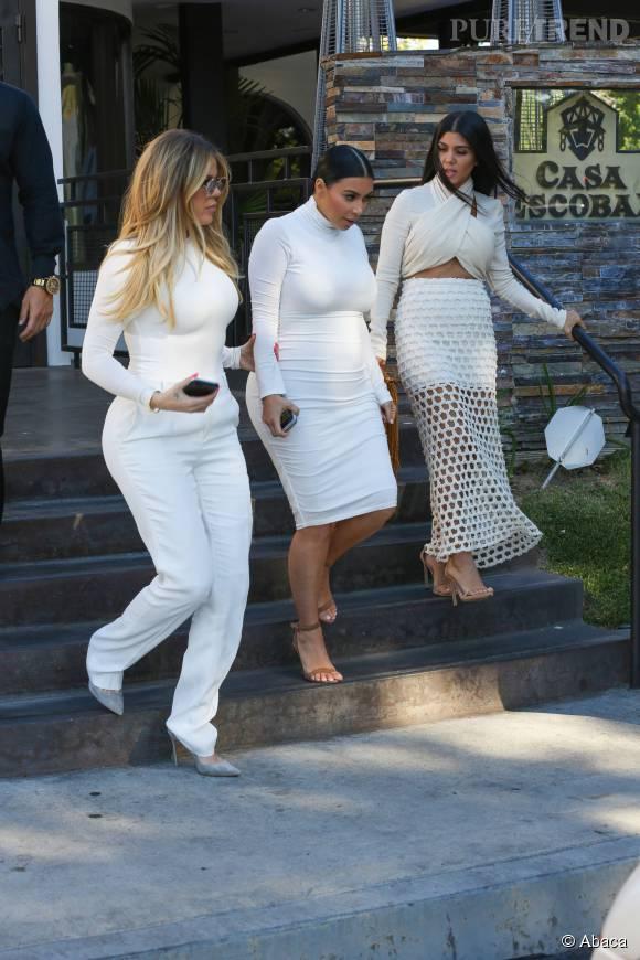 Khloe Kardashian n'a rien à envier à ses soeurs.