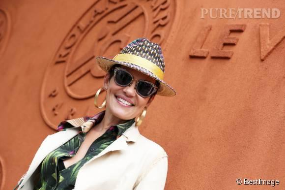 Cristina Cordula, délirante dans les Reines du shopping