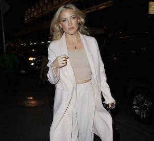 Kate Hudson, son look chic et nude à shopper de toute urgence !
