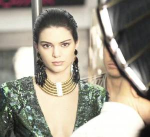 Kendall Jenner pour H&M.