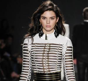 H&M x Balmain : la making of de la campagne avec une Kendall Jenner déchaînée