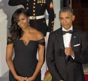 Michelle et Barack Obama poussent la chansonnette pour Usher