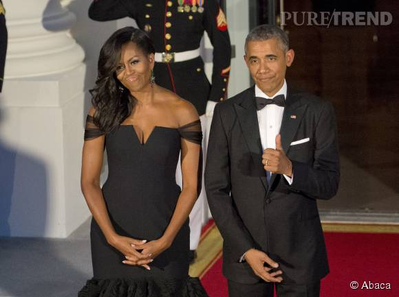 Michelle et Barack Obama, un couple présidentiel au-delà du cool.