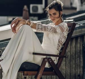Laure de Sagazan : les nouvelles robes de mariée de l'été 2016