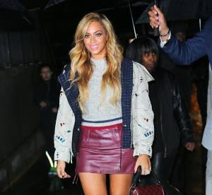 Beyoncé : poitrine débordante pour Beat Magazine