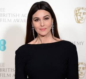 """Monica Bellucci : """"à l'aise"""" dans les scènes de sexe du dernier James Bond"""